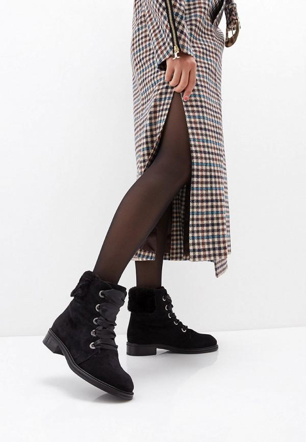 Фото 6 - Женские ботинки и полуботинки Loriblu черного цвета