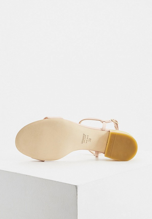 Фото 3 - Женские сандали Loriblu бежевого цвета