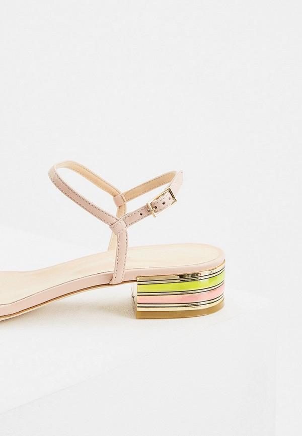 Фото 4 - Женские сандали Loriblu бежевого цвета