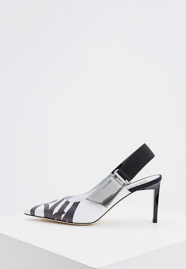 женские туфли loriblu, белые