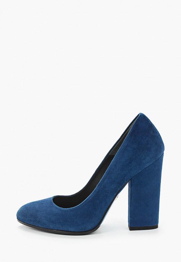 женские туфли loriblu, синие