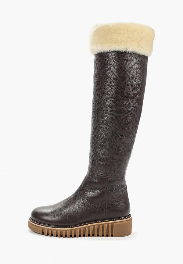 женские ботинки loriblu, коричневые