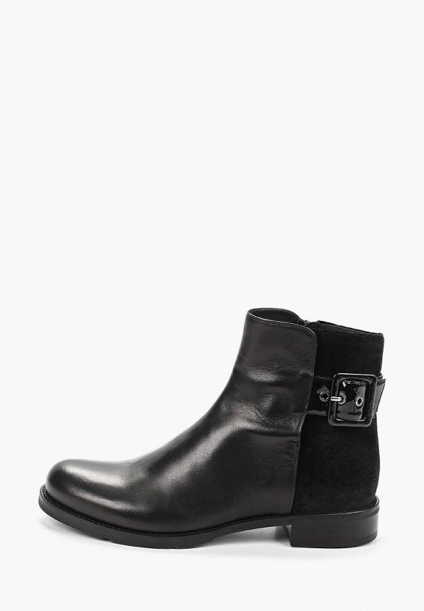 женские высокие ботинки loriblu, черные