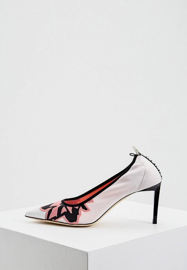 женские туфли-лодочки loriblu, белые
