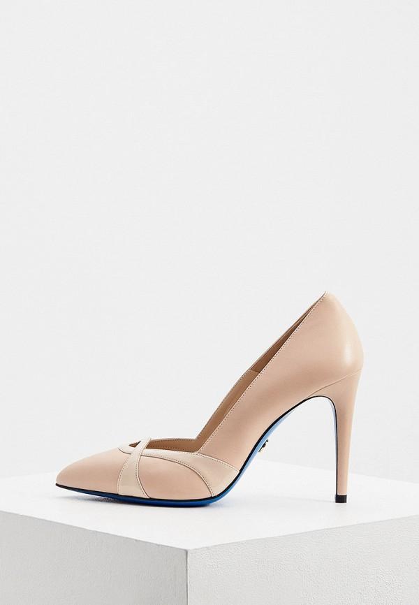 женские туфли loriblu, розовые