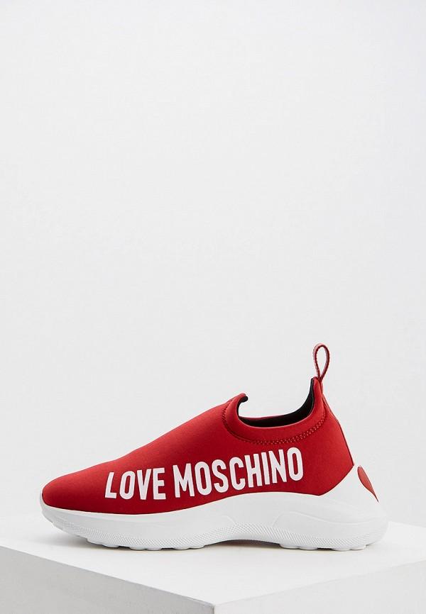 Кроссовки Love Moschino Love Moschino LO416AWFWQG6
