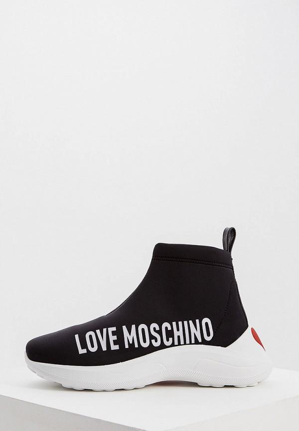 Кроссовки Love Moschino Love Moschino LO416AWFWQG7