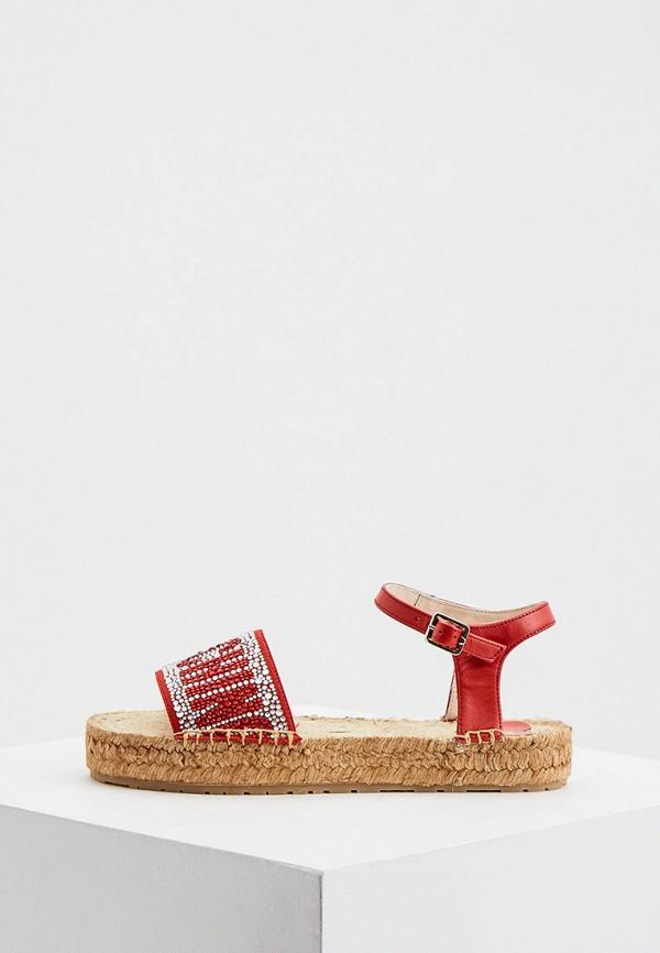 женские сандалии love moschino