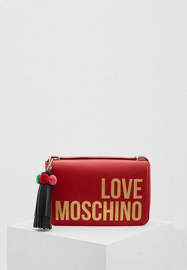 Сумка Love Moschino Love Moschino LO416BWAEVH4 love moschino шорты love moschino cf w o 068 00 t 7757 y13 голубой