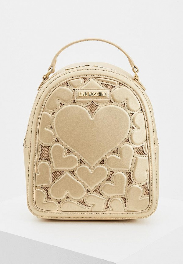 Рюкзак Love Moschino Love Moschino LO416BWBREX5 рюкзак love moschino jc4336pp04ks0000