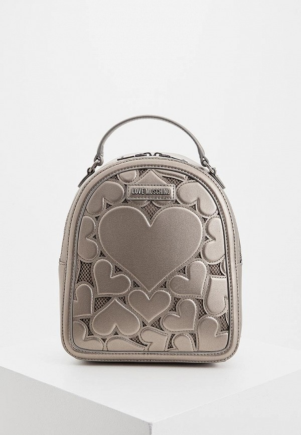 Рюкзак Love Moschino Love Moschino LO416BWBREX7 рюкзак love moschino jc4336pp04ks0000