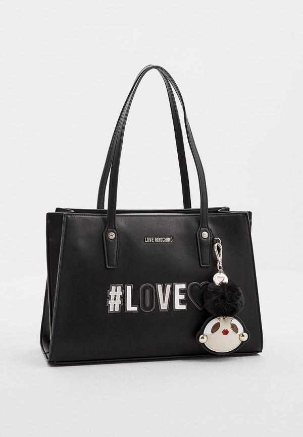 Сумка Love Moschino Love Moschino LO416BWBREZ1 love moschino сумка love moschino jc4059pp11lf150a