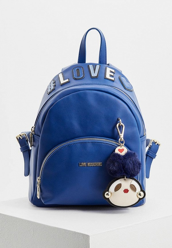 Рюкзак Love Moschino Love Moschino LO416BWBREZ5 рюкзак love moschino jc4336pp04ks0000
