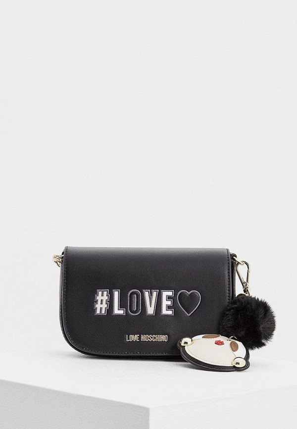 Сумка Love Moschino Love Moschino LO416BWBREZ7 сумка love moschino love moschino lo416bwaevf2