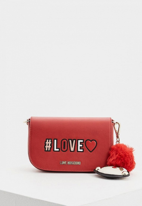 Сумка Love Moschino Love Moschino LO416BWBREZ8 love moschino сумка love moschino jc4059pp11lf150a