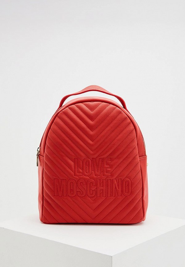 Рюкзак Love Moschino Love Moschino LO416BWBRHK3 рюкзак love moschino jc4336pp04ks0000