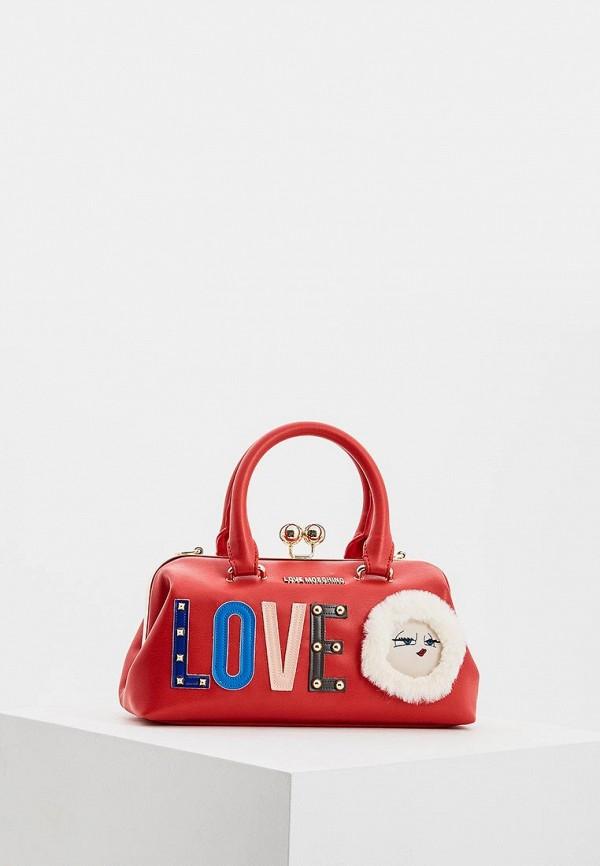 Сумка Love Moschino Love Moschino LO416BWBRHK8 сумка love moschino love moschino lo416bwbrew5