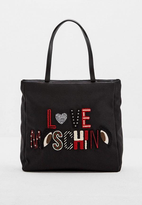 Сумка Love Moschino Love Moschino LO416BWBRHM4 love moschino сумка love moschino jc4059pp11lf150a