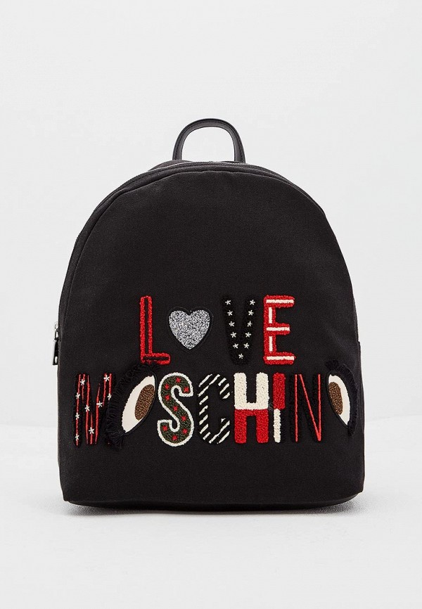 Рюкзак Love Moschino Love Moschino LO416BWBRHM5 рюкзак love moschino jc4336pp04ks0000