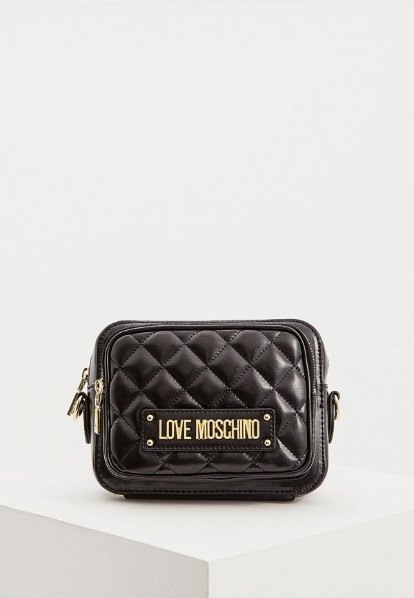купить Сумка Love Moschino Love Moschino LO416BWDRJK7 по цене 15800 рублей