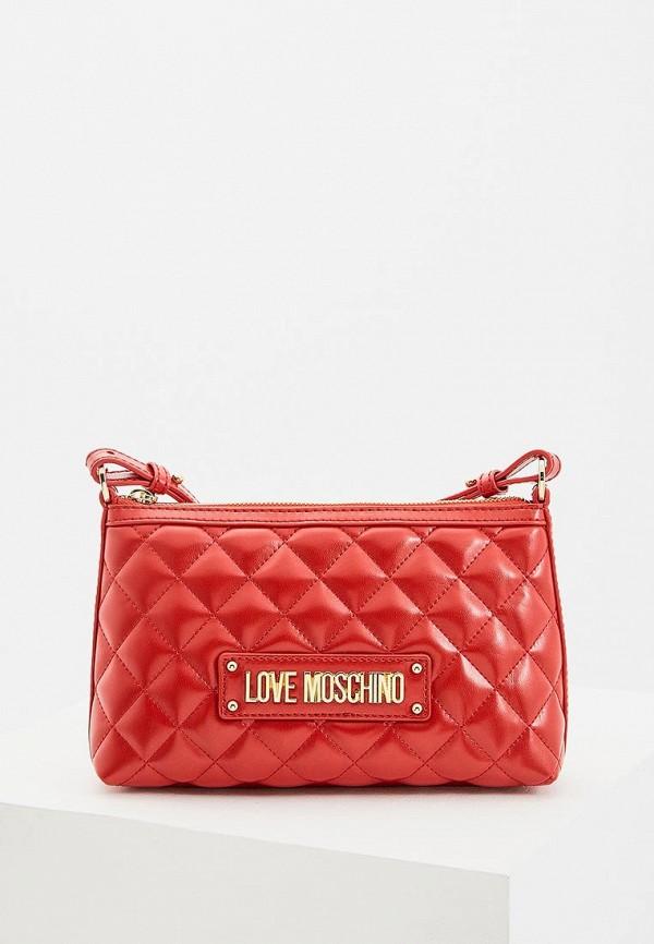 Сумка Love Moschino Love Moschino LO416BWDRJL7 love moschino сумка love moschino jc4059pp11lf150a