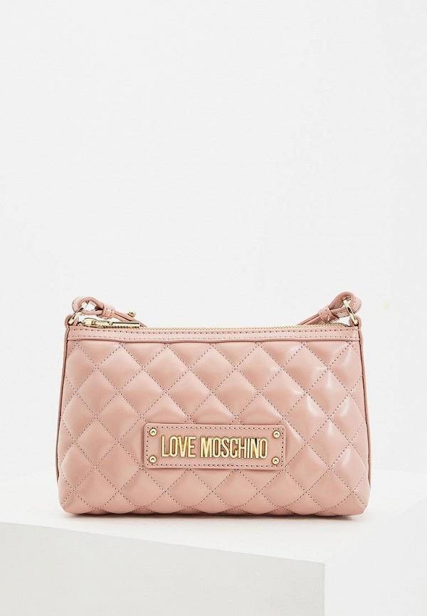Сумка Love Moschino Love Moschino LO416BWDRJL8 сумка love moschino love moschino lo416bwovr76