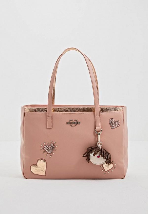 Сумка Love Moschino Love Moschino LO416BWDRJO5 сумка love moschino love moschino lo416bwbrex9