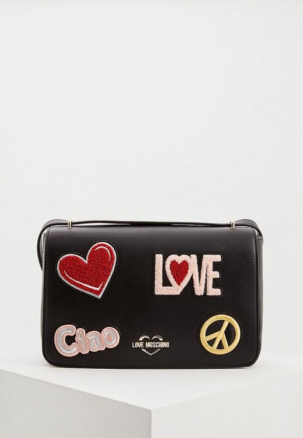 Сумка Love Moschino Love Moschino LO416BWDRNC6 сумка love moschino love moschino lo416bwaevg6