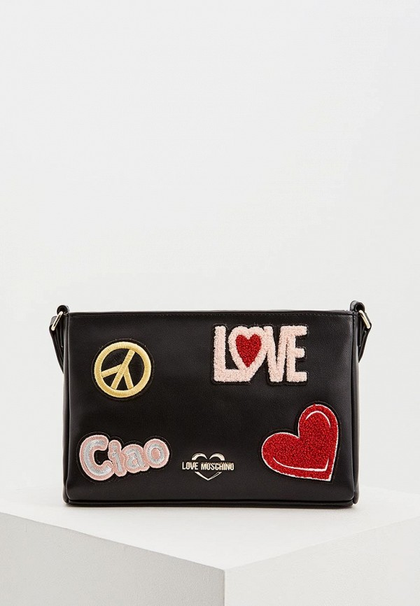Сумка Love Moschino Love Moschino LO416BWDRNC9 love moschino сумка love moschino jc4059pp11lf150a