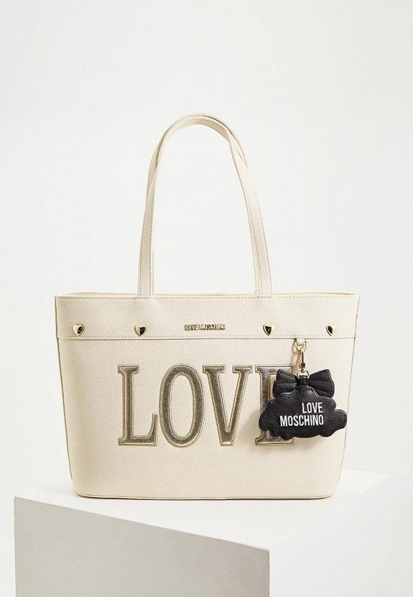 цена на Сумка Love Moschino Love Moschino LO416BWEDAZ1