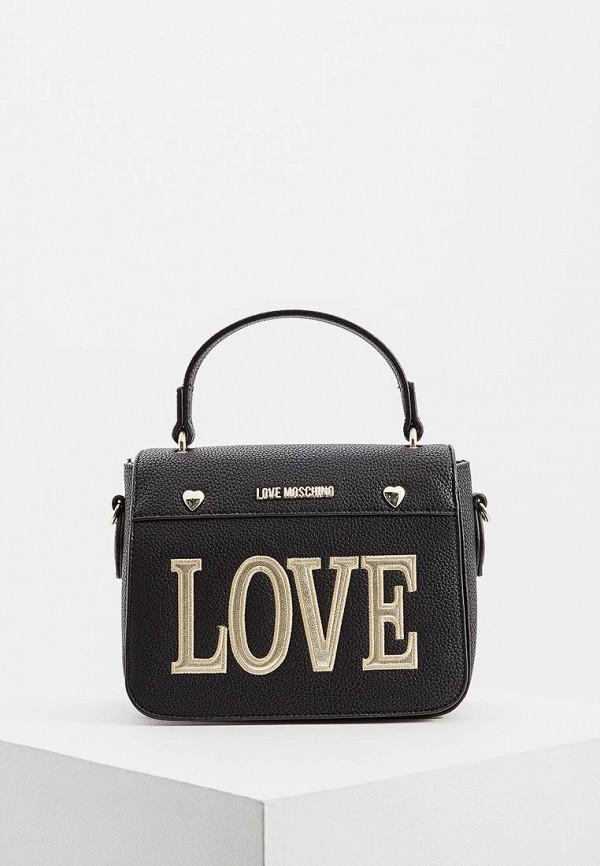 купить Сумка Love Moschino Love Moschino LO416BWEDAZ7 по цене 13650 рублей