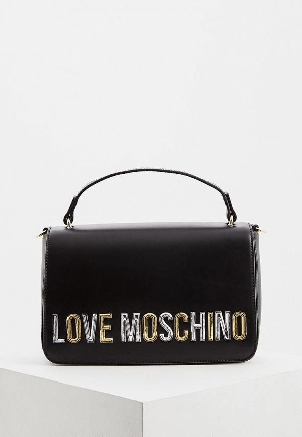 купить Сумка Love Moschino Love Moschino LO416BWEDBA0 по цене 14690 рублей