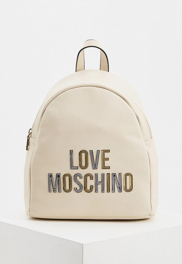 Рюкзак Love Moschino Love Moschino LO416BWEDBA3 цена