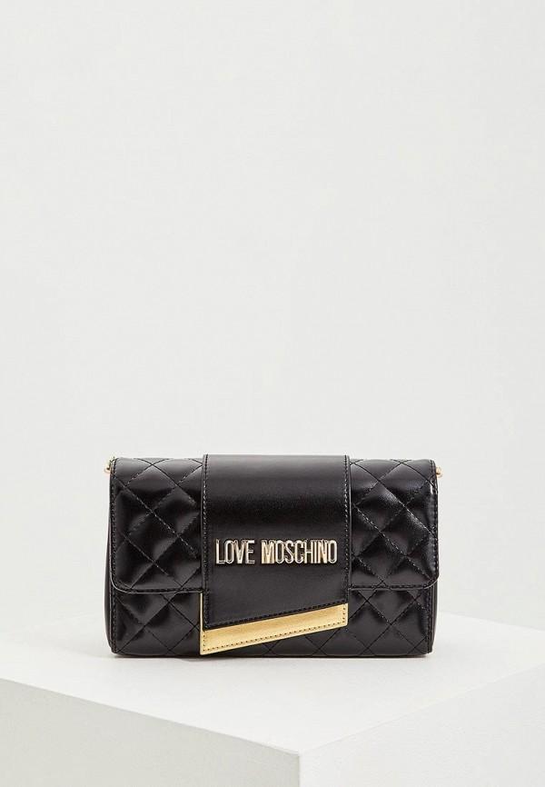 Сумка Love Moschino Love Moschino LO416BWEDBB1 недорго, оригинальная цена