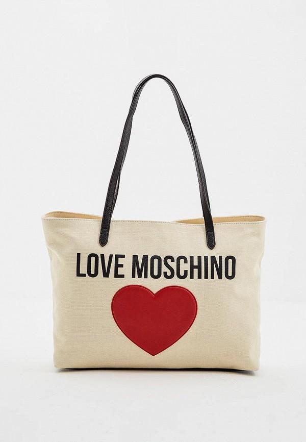 Сумка Love Moschino Love Moschino LO416BWEDCG8 недорго, оригинальная цена