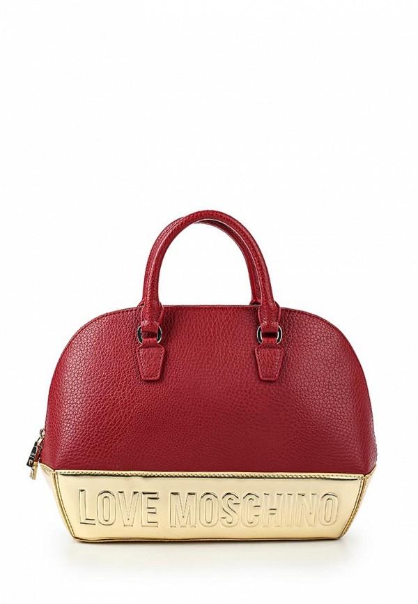 Сумка Love Moschino Love Moschino LO416BWFKJ16 сумка love moschino love moschino lo416bwaevg6