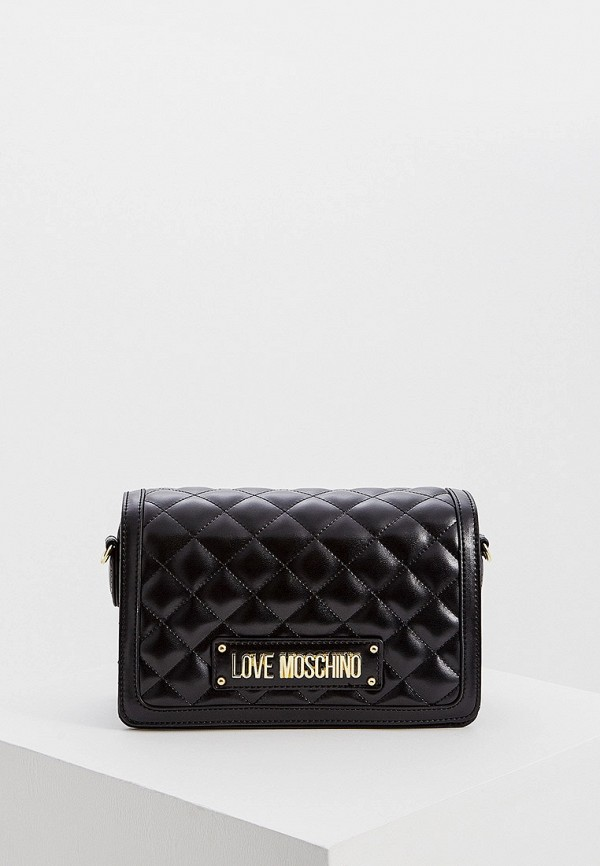 Сумка Love Moschino Love Moschino LO416BWFWPW6 сумка love moschino jc4069pp15lh0000