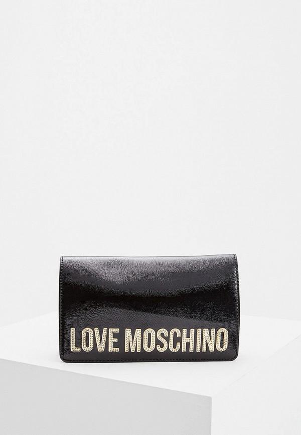 Сумка Love Moschino Love Moschino LO416BWFWPZ2 сумка love moschino jc4069pp15lh0000