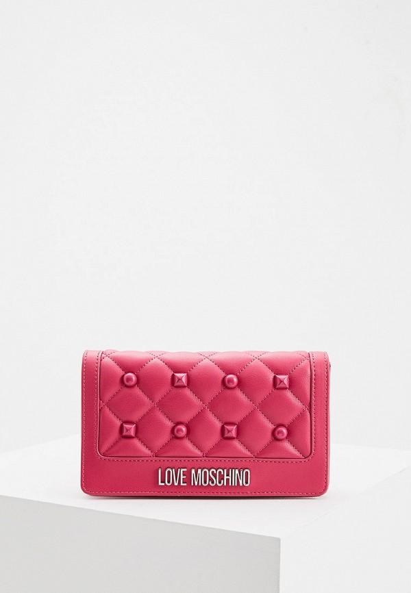 Сумка Love Moschino Love Moschino LO416BWFWQA0 сумка moschino