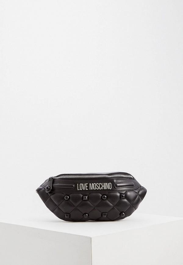 цена на Сумка поясная Love Moschino Love Moschino LO416BWFWQA1