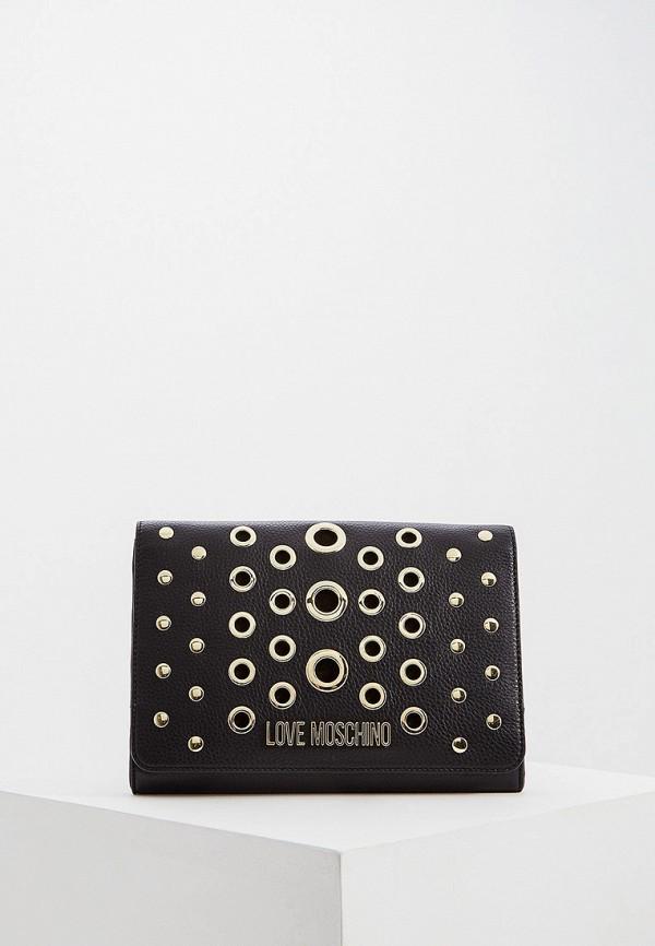 Сумка Love Moschino Love Moschino LO416BWFWQB1 сумка love moschino jc4069pp15lh0000