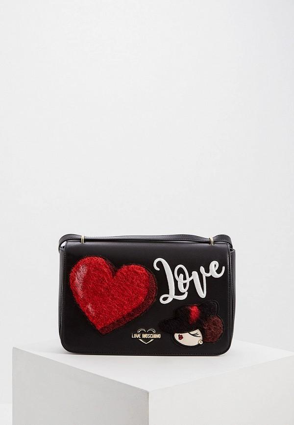 Сумка Love Moschino Love Moschino LO416BWFWQB8 сумка love moschino page 2