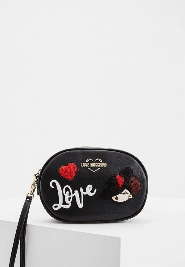 Сумка поясная Love Moschino Love Moschino LO416BWFWQC2 сумка love moschino page 2