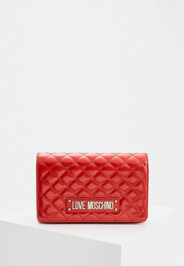 Сумка Love Moschino Love Moschino LO416BWFWQD5 сумка love moschino love moschino lo416bwovr76