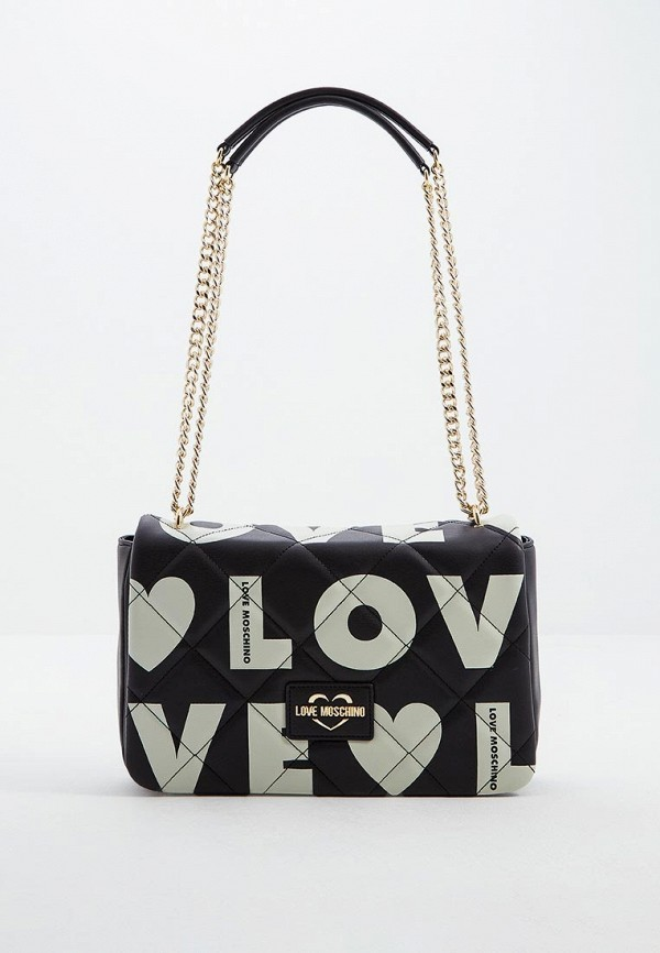 Сумка Love Moschino Love Moschino LO416BWFWQX6 сумка moschino