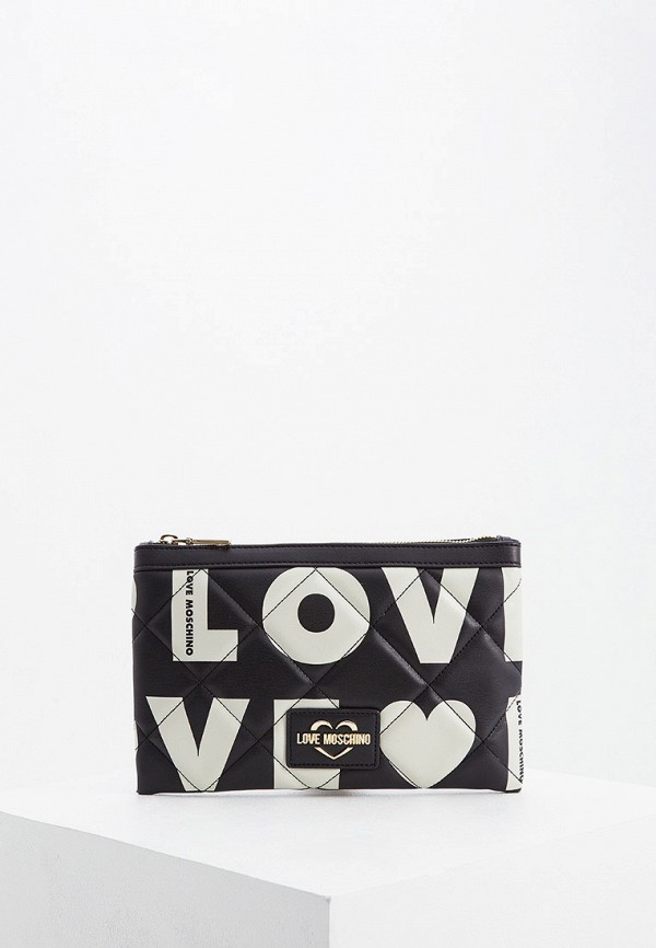 Сумка Love Moschino Love Moschino LO416BWFWQY1 сумка love moschino jc4069pp15lh0000