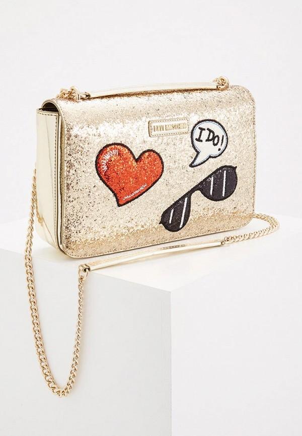 Сумка Love Moschino Love Moschino LO416BWYPK03 love moschino сумка love moschino jc4059pp11lf150a