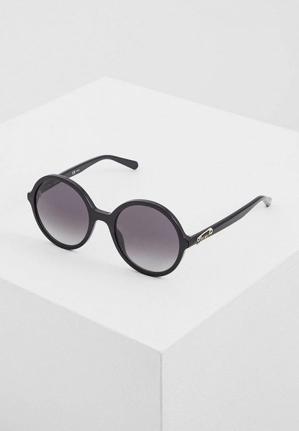 Очки солнцезащитные Love Moschino Love Moschino LO416DWAYGE7 очки солнцезащитные love moschino love moschino lo416dwcwpb3