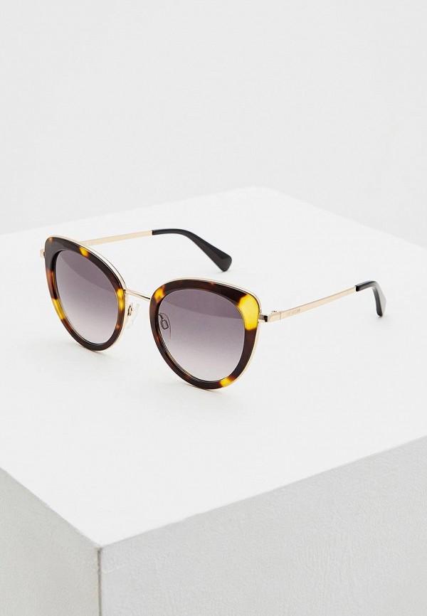 Очки солнцезащитные Love Moschino Love Moschino LO416DWCWPB7 очки солнцезащитные love moschino love moschino lo416dwcwpb3