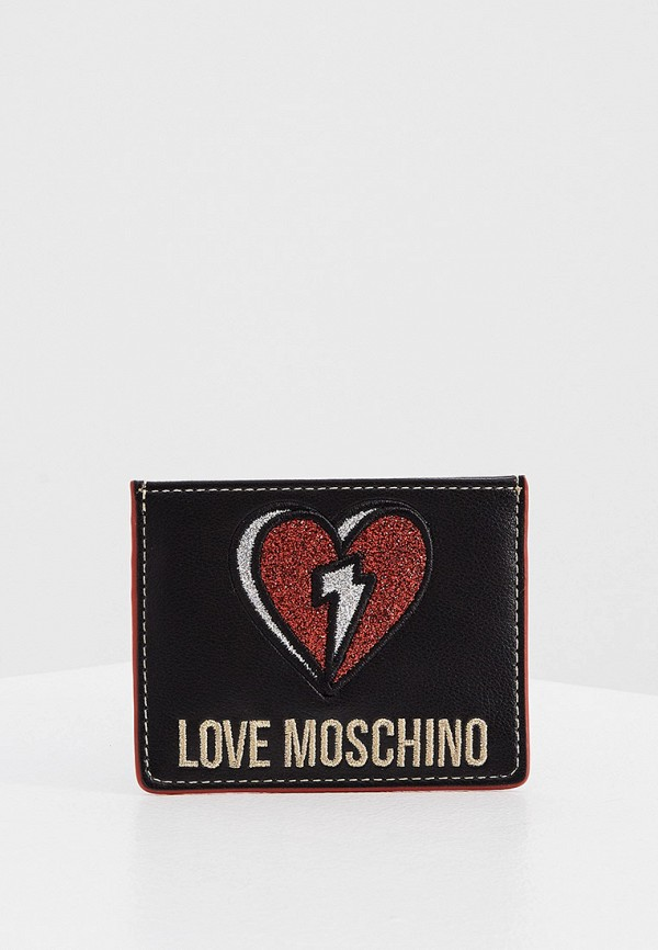 Визитница Love Moschino.